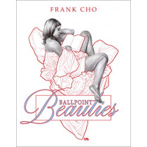 Ballpoint Beauties by Frank Cho, 9781640410206