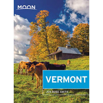 Moon Vermont (Fifth Edition) by Jen Smith, 9781640493513