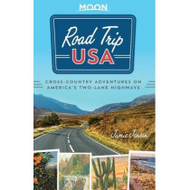 Road Trip USA (Eighth Edition): Cross-Country Adventures on America's Two-Lane Highways by Jamie Jensen, 9781640493841