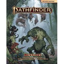 Pathfinder Bestiary (P2) by Paizo Staff, 9781640781702