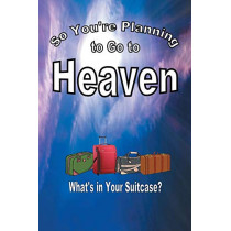 So You're Planning to Go to Heaven by Mary Faulkner, 9781641401722