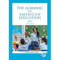 The Almanac of American Education 2019 by Hannah Anderson Krog, 9781641433631