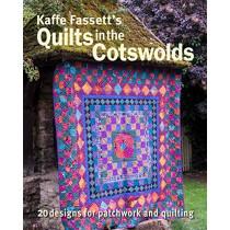 Kaffe Fassett's Quilts in the Cotswolds by Kaffe Fassett, 9781641550840