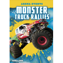 Monster Truck Rallies by Kenny Abdo, 9781641856805