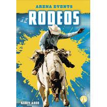 Rodeos by Kenny Abdo, 9781641856829