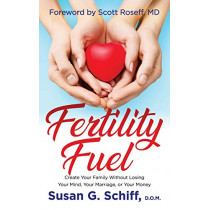 Fertility Fuel: Create Your Family Without Losing Your Mind, Your Marriage, or Your Money by Susan G. Schiff, 9781642792584