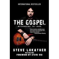 The Gospel According to Luke by Steve Lukather, 9781642932850