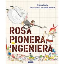 Rosa Pionera, Ingeniera by Andrea Beaty, 9781644730362