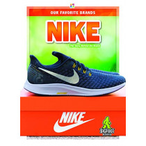 Our Favourite Brands: Nike by ,Martha London, 9781644941829