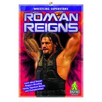 Wrestling Superstars: Roman Reigns by ,J.,R. Kinley, 9781644942260
