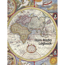 Ham Radio Logbook: Amateur Radio Operator Station Log Book - Log RST QSL Frequency Contact Call Sign and more by Grand Journals, 9781653124411