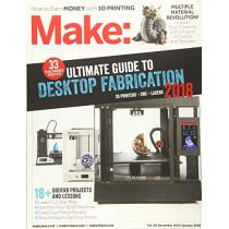 Make - Volume 60 by Mike Senese, 9781680454581