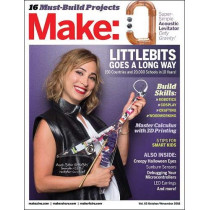 Make: Volume 65 by Mike Senese, 9781680455465