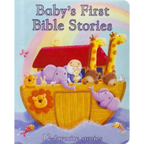 Baby's First Bible Stories by Rachel Elliot, 9781680524239