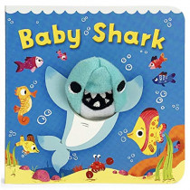 Baby Shark by Cottage Door Press, 9781680527117