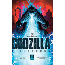 Godzilla Aftershock Variant: Exclusive Art Adams Cover by Arvid Nelson, 9781681160573