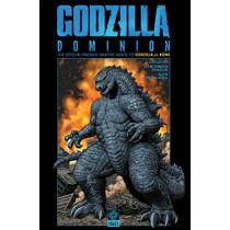 Gvk Godzilla Dominion by Greg Keyes, 9781681160788