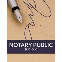 Notary Public Book by Speedy Publishing LLC, 9781681452760