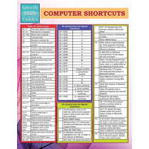 Computer Shortcuts (Speedy Study Guides) by Speedy Publishing LLC, 9781681458878