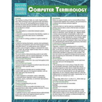 Computer Terminology (Speedy Study Guides) by Speedy Publishing LLC, 9781681458885