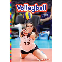 Volleyball by M K Osborne, 9781681525549