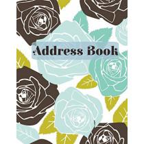 Address Book by Creative Journals, 9781682120156