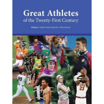 Great Athletes of the Twenty-First Century: 3 Volume Set by Salem Press, 9781682176740