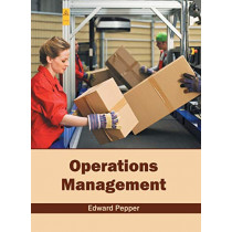 Operations Management by Edward Pepper, 9781682852682