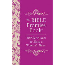 Bible Promise Book: 500 Scriptures to Bless a Woman's Heart by Jessie Fioritto, 9781683227298