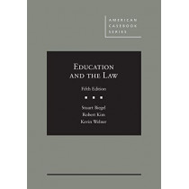 Education and the Law by Stuart Biegel, 9781683289166