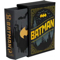 DC Comics: Batman: Quotes from Gotham City: Tiny Book by Insight Editions, 9781683834809