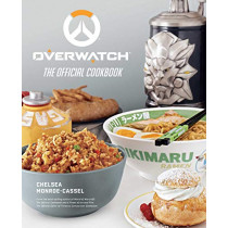 Overwatch: The Official Cookbook by Chelsea Monroe-Cassel, 9781683835882