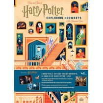 Harry Potter: The Mysteries of Hogwarts by Jody Revenson, 9781683836223
