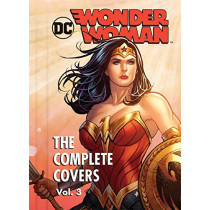DC Comics: Wonder Woman: The Complete Covers Volume 3: Mini Book by Insight Editions, 9781683837916