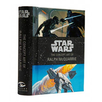 Star Wars: The Concept Art of Ralph McQuarrie Mini Book by Insight Editions, 9781683838074