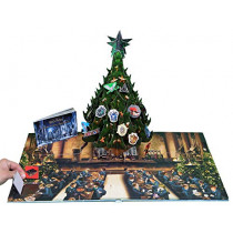 Harry Potter: A Hogwarts Christmas Pop-Up by Insight Editions, 9781683839002
