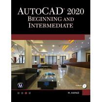 AutoCAD 2020 Beginning and Intermediate by Munir Hamad, 9781683923916