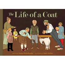 The Life Of A Coat by Natan Alterman, 9781683962670