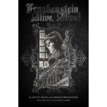 Frankenstein Alive, Alive: The Complete Collection by Steve Niles, 9781684053377
