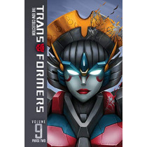 Transformers: IDW Collection Phase Two Volume 9 by John Barber, 9781684054848