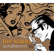 Rip Kirby, Vol. 11: 1973-1975 by Fred Dickenson, 9781684054978