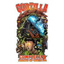 Godzilla: Complete Rulers of Earth Vol 02 by Chris Mowry, 9781684055050