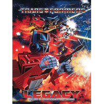 Transformers Legacy The Art of Transformers Packaging by William Forster, 9781684055715