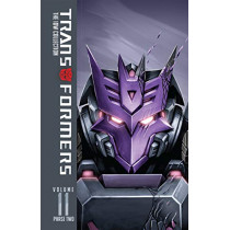 Transformers: IDW Collection Phase Two Volume 11 by John Barber, 9781684056408