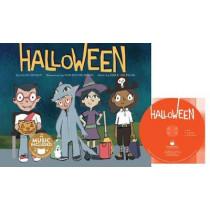 Halloween by Allan Morey, 9781684100316