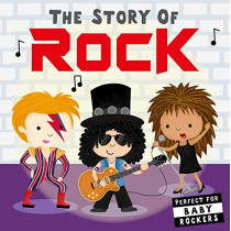 The Story of Rock by Editors of Caterpillar Books, 9781684125098
