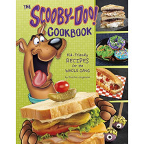 The Scooby-Doo! Cookbook: Kid-Friendly Recipes for the Whole Gang by Katrina Jorgensen, 9781684461486