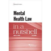 Mental Health Law in a Nutshell by John E.B. Myers, 9781684674787