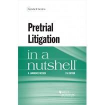 Pretrial Litigation in a Nutshell by R. Lawrence Dessem, 9781684677443