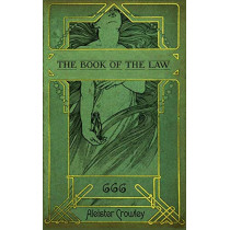 The Book of the Law by Aleister Crowley, 9781723783777